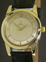 Pre-Owned OMEGA 14KT GOLD CAP AUTOMATIC CAL351