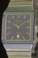 Pre-Owned RADO STEEL AND14K GOLD CAP
