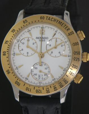 Pre-Owned MOVADO 1950 QUARTZ CHRONOGRAPH
