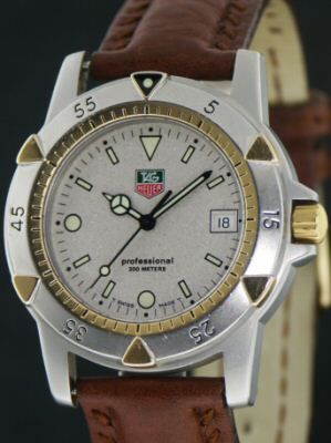 Pre-Owned TAG HEUER 2000