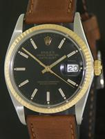 Pre-Owned ROLEX OYSTER DATEJUST 18KT/STEEL