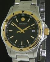 Pre-Owned MOVADO SERIES 800 SPORT TWO TONE