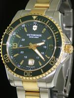 Pre-Owned VICTORINOX SWISS ARMY MAVERICK GS GREEN