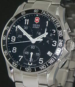 Pre-Owned SWISS ARMY CLASSIC CHRONOGRAPH