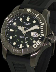 Pre-Owned VICTORINOX SWISS ARMY DIVE MASTER 500M AUTOMATIC
