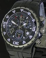 Pre-Owned TECHNOMARINE ALL CERAMIC CHRONOGRAPH