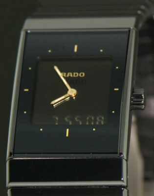 Pre-Owned RADO DIASTAR CERAMIC MIDSIZE