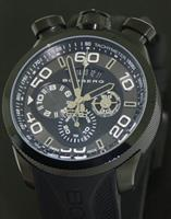 Pre-Owned BOMBERG BOLT-68 BLACK CHRONOGRAPH