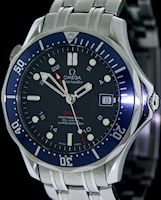 Pre-Owned OMEGA SEAMASTER BOND CO-AXIAL GMT