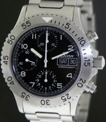 Pre-Owned SINN 256 AUTOMATIC CHRONOGRAPH