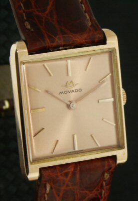 Pre-Owned MOVADO ROSE GOLD