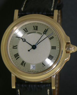 Pre-Owned BREGUET  AUTOMATIQUE 18KT