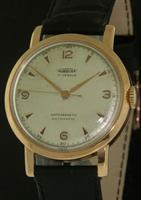 Pre-Owned AUREOLE 18KT ROSE GOLD AUTOMATIC
