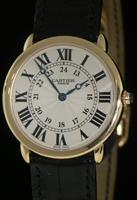 Pre-Owned CARTIER RONDE LOUIS CARTIER 18KT GOLD