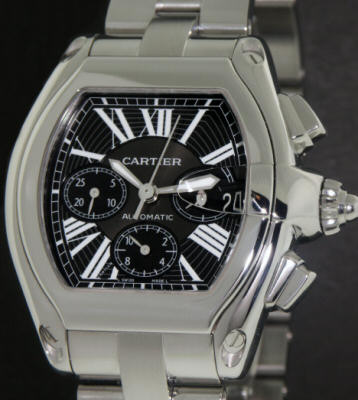 Pre-Owned CARTIER ROADSTER CHRONOGRAPH