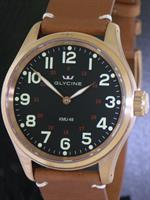 Pre-Owned GLYCINE KMU 48 ROSE