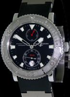 Pre-Owned ULYSSE NARDIN MARINE CHRONOMETRE POWER METER