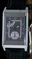 Pre-Owned JAEGER LECOULTRE REVERSO POWER RESERVE PLATINUM