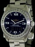 Pre-Owned BREITLING EMERGENCY ANA-DIGI TITANIUM