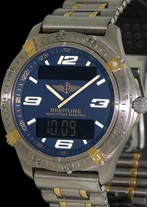 Breitling Aerospace Repetition Minutes F65362 Pre Owned