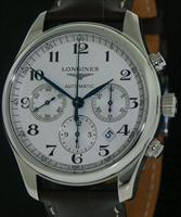 Pre-Owned LONGINES MASTER CHRONOGRAPH