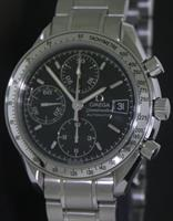 Pre-Owned OMEGA SPEEDMASTER AUTOMATIC BLACK