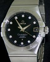 Pre-Owned OMEGA CONSTELLATION CO-AXIAL DIAMOND