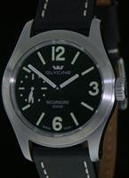 Pre-Owned GLYCINE INCURSORE MANUAL WIND 6497
