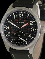 Pre-Owned GLYCINE KMU 48 LIMITED EDITION
