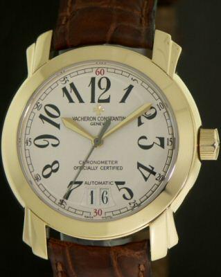 Vacheron Constantin Malte 18kt 42015 - Pre-Owned Mens Watches