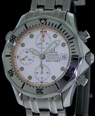 Pre-Owned OMEGA SEAMASTER CHRONOGRAPH