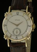 Pre-Owned LECOULTRE 14KT GOLD ART DECO STYLE