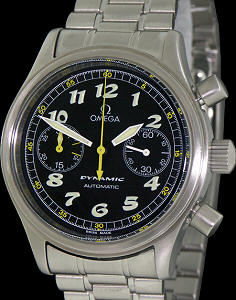 Pre-Owned OMEGA DYNAMIC AUTOMATIC CHRONOGRAPH