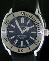 Pre-Owned JEANRICHARD AQUASCOPE BLACK DIAL DIVER