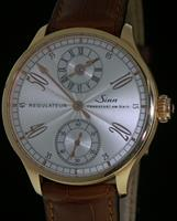 Pre-Owned SINN THE REGULATEUR ROSE GOLD