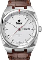 Pre-Owned TUTIMA SAXON ONE AUTOMATIC WHITE