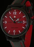 Pre-Owned TUTIMA RED GRAND CLASSIC BLACK PVD
