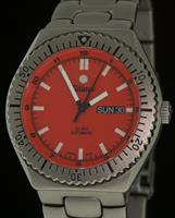 Pre-Owned TUTIMA TUTIMA DI300 TITANIUM ORANGE