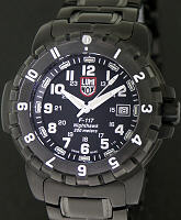 Pre-Owned LUMINOX F-117 NIGHTHAWK PILOTS