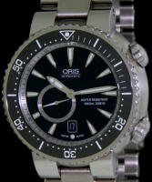 Pre-Owned ORIS TITAN C DIVERS CERAMIC BEZEL