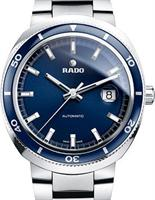 Pre-Owned RADO D-STAR 200 STEEL BLUE