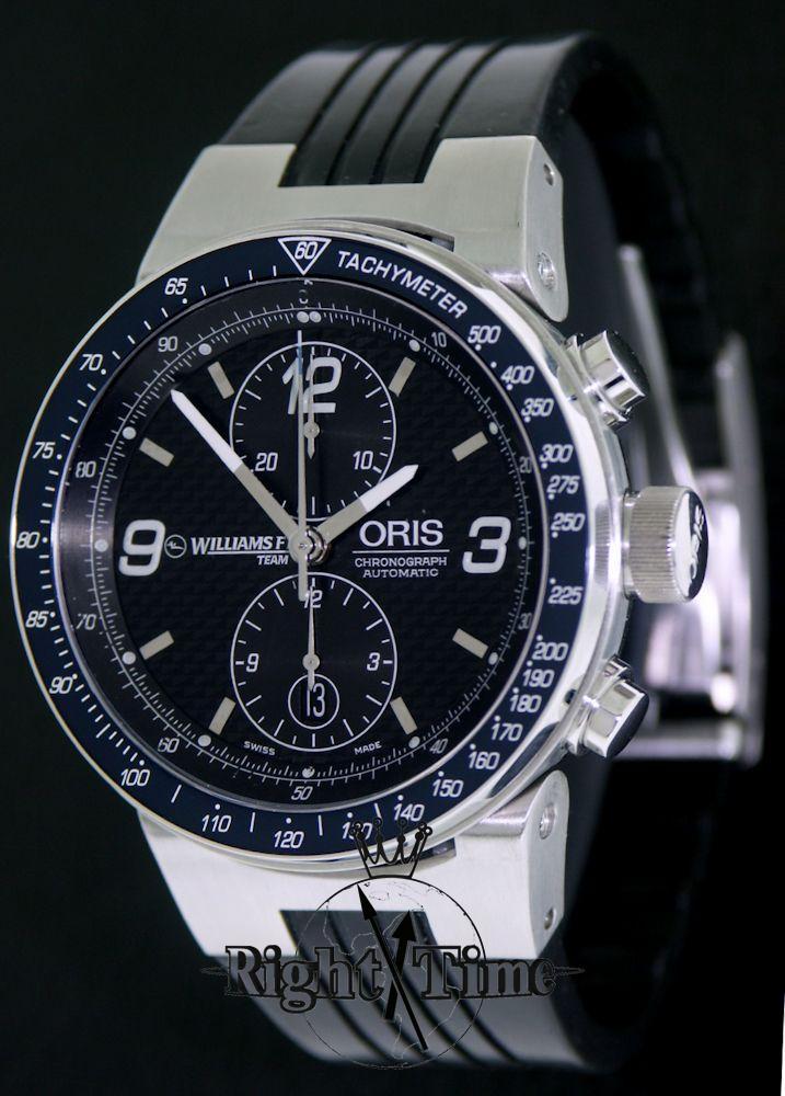 Oris Bmw Williams f1 Watch Oris Bmw Williams f1 Chrono