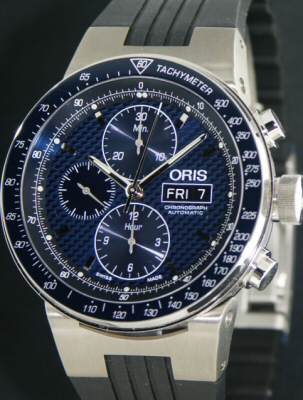 Pre-Owned ORIS WILLIAMS F1 MARK WEBBER