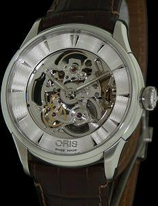Pre-Owned ORIS ARTELIER SKELETON