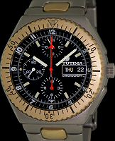Pre-Owned TUTIMA MILITARY CHRONOGRAPH TLG
