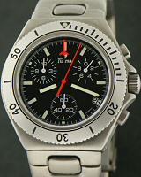 Pre-Owned TUTIMA PACIFIC QUARTZ CHRONO