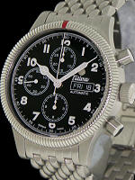 Pre-Owned TUTIMA GRAND CLASSIC FLIEGER CHRONO