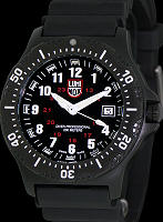 Pre-Owned LUMINOX BLACK OPS STEEL CASE