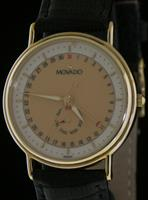 Pre-Owned MOVADO QUARTZ TRIPLE DATE