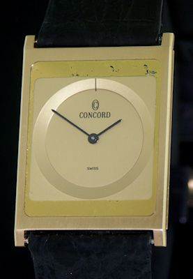 concord worlds thinnest delirium 18kt 50 70 619 pre owned mens concord worlds thinnest delirium 18kt 50 70 619 pre owned mens watches